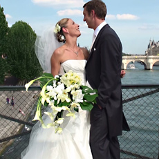 exemple photographie mariage